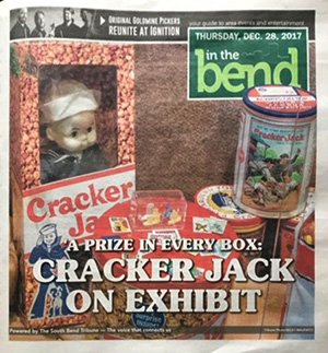 Cracker Jack on Exhibit