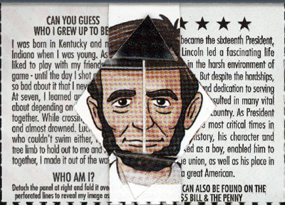 CJCA • View topic - Abraham Lincoln facts 'prize'